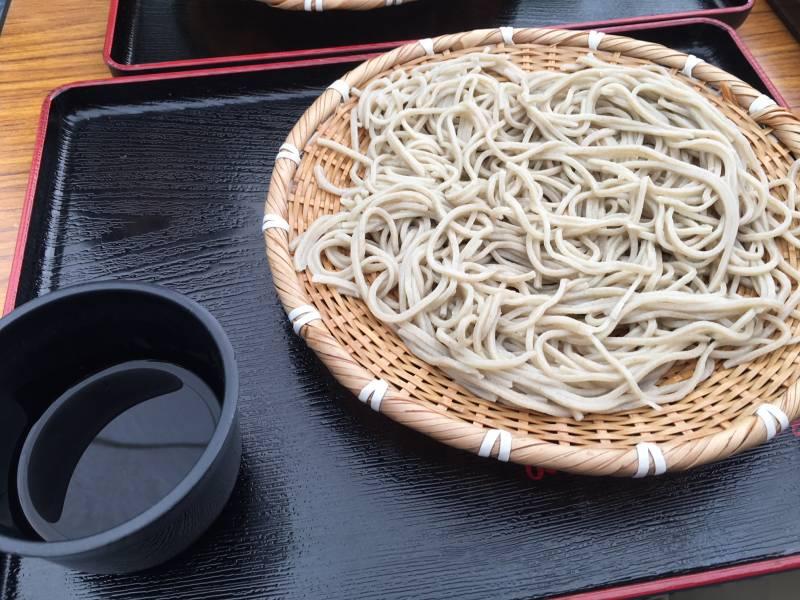 松本城そば祭り