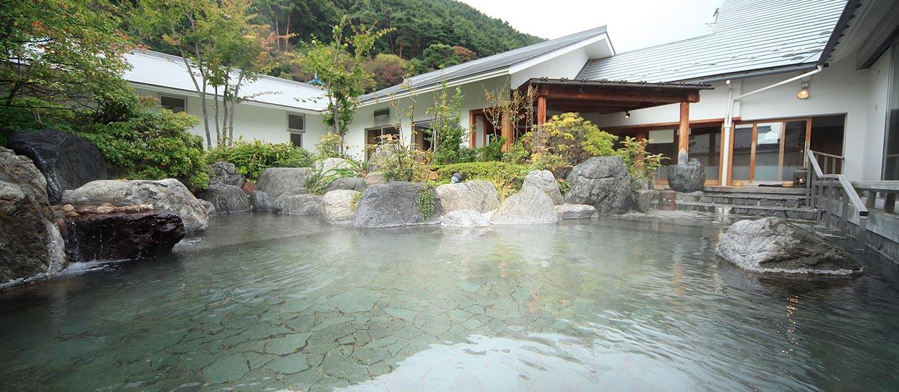 翔峰de朝スパ 大浴場